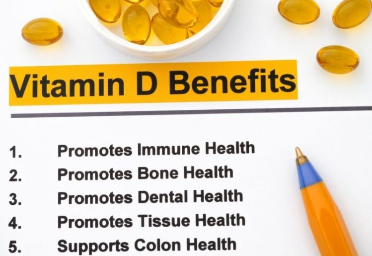 Vitamin D2 and Vitamin D3: What's the Difference? 1